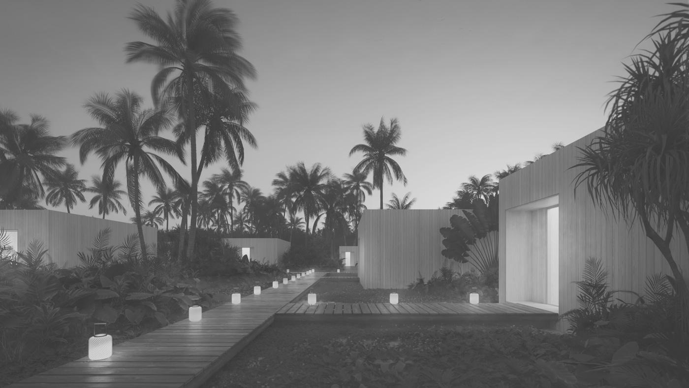 Spa-Villen des Patina Maldives Fari Islands